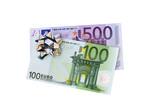 Euro regalo poster