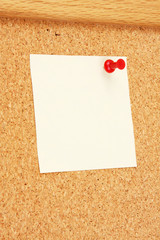 Bulletin Board Notice