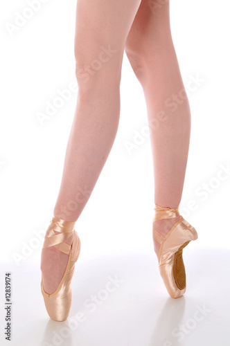 Ballerina' shoes