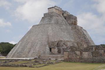 Uxmal Pyramid - Yucatan, Mexico