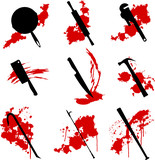 Murder weapons poster