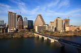 Fototapety Austin Texas Downtown