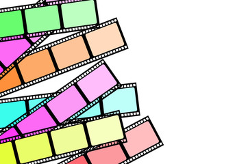 pellicole colorate