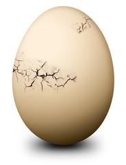 Pasqua Uovo Rotto-Paques Oeuf cassé-Easter Broken Egg