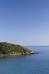 Costa sud Sardegna