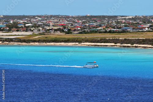 View of Grand Turk Isalnd