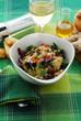 Finocchi e spinaci alla senape - Contorni lombardia
