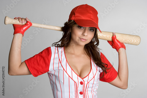 Sexy Baseball Player