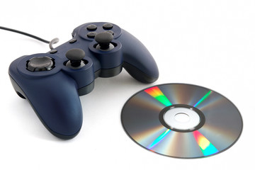 Gamepad and CD