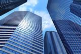 Fototapety Business buildings