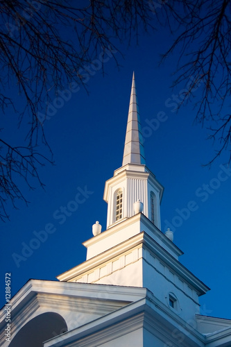 stretching steeple