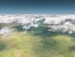 Landscape View Animation
