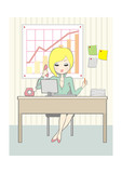 girl-office