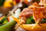 Fototapety Roasted meat