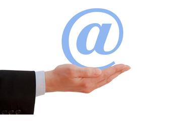 @  Sie haben E-Mail erhalten