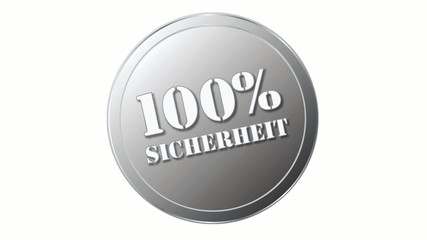 Siegel oder Stempel mit 100% Sicherheit
