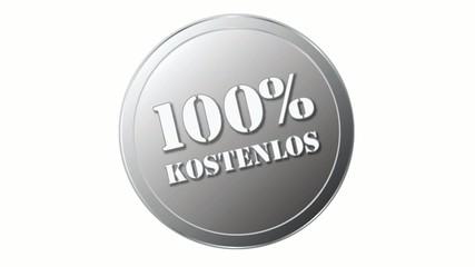 Siegel oder Stempel mit 100% kostenlos