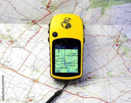 Papiers peints Alpinisme GPS de randonnée