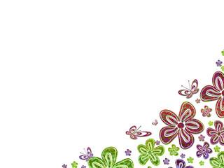 Frühling,Hintergrund bunt