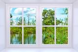 Okno z widokiem na przyrodę - 12920573