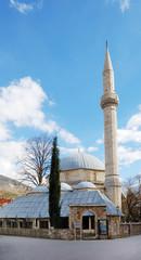 Karadjozbeg Mosque in Mostar