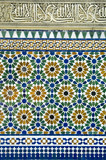 Islamic pattern design poster