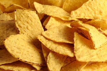 Corn chips.