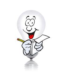 Ampoule facture