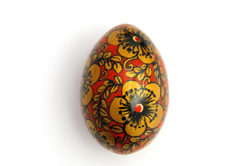 traditional easter egg