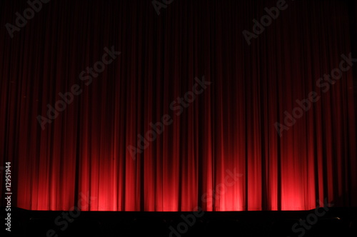 Leinwandbild Motiv Kino