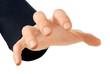 Greifende Hand