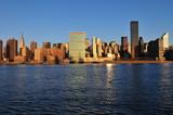Good morning New York poster