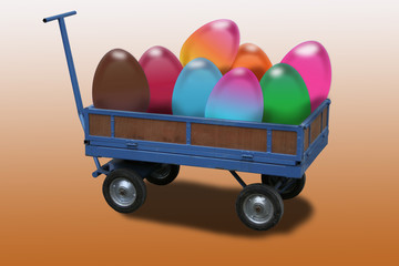 Easter Chariot
