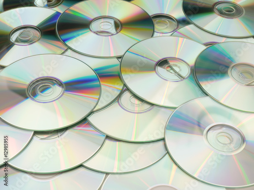 CD or DVD Disks