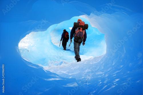 Ice cave - 12986990