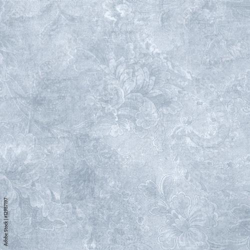 tapisserie bleu