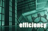 Efficiency poster
