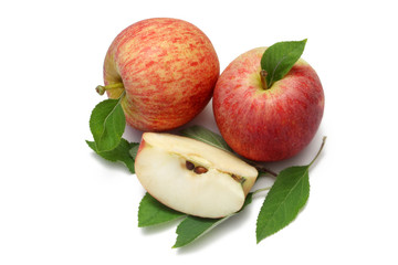 Apples with Wedge