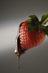 Cioccolato e fragola