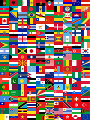 Drapeaux du Monde/Flags of the World