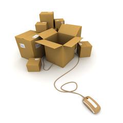 lot of box web 6
