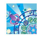 scorpio - water zodiac sign poster