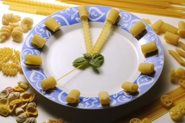 Tempi di cottura della pasta