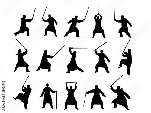 swordsman illustrations