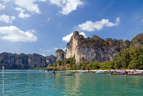 Railay beach - Krabi - Thailand