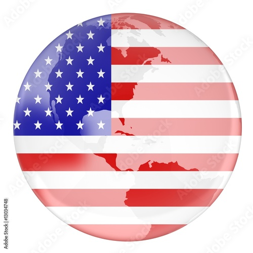 USA and earth