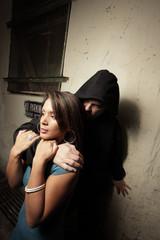 Criminal assaulting a woman