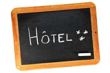 hôtel trois étoiles