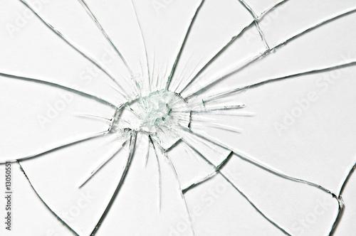 Leinwandbild Motiv glass