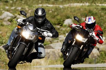 2 bikers